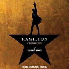 แฮมิลตัน (บรอดเวย์ต้นฉบับการบันทึกนักแสดง) (ชัดเจน) (2cd) - นานาชาติ.