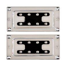 ขาย Humbucker Bridge And Neck Set Pickups For Rickenbacker Bass Guitar Parts Chrome Intl ผู้ค้าส่ง