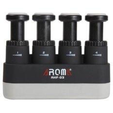 Iremax Aroma อุปกรณ์บริหารนิ้วมือ Finger Exerciser สีดำ เป็นต้นฉบับ