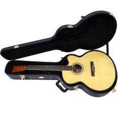 ซื้อ James Cooper เคสกีตาร์โปร่ง ทรงจัมโบ้ รุ่น Dcjc42 เคสกีตาร์จัมโบ้ กล่องใส่กีตาร์จัมโบ้ Jumbo Guitar Hard Case James Cooper