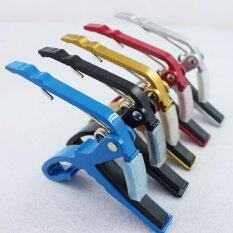 ขาย Join Fashion Tuner Guitar Capo Clamp Tuning For Acoustic Electric Guitar Ukulele Random Color Intl จีน