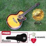 ซื้อ Kazuki กีตาร์โปร่ง 39 คอเว้า รุ่น Kz39C สีซันเบิร์ส ฟรี กระเป๋า และอุปกรณ์ Kazuki ออนไลน์