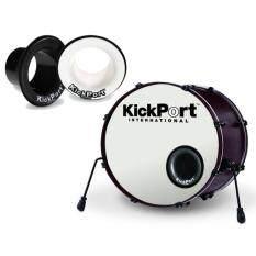 ราคา Kickport ช่วยให้เสียงของกระเดื่องลึกขึ้น หนาขึ้น อ้วนขึ้น และช่วยให้เสียงที่มีโฟกัสมากขึ้น ใหม่