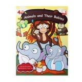Kidplus สื่อการเรียนการสอน Flash Cards Animals And Their Babies กรุงเทพมหานคร