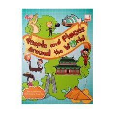 ขาย Kidplus สื่อการเรียนการสอน Flash Cards People And Places Around The World เป็นต้นฉบับ
