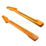 ซื้อ Kmise Electric Guitar Neck For Fender Tl Parts Replacement Ca Maple Bolt On 22 Fret Vintage Tint Gloss Intl Kmise ออนไลน์