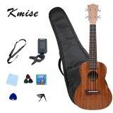 ซื้อ Kmise Ukulele Concert Ukelele 23 Inch Uke Hawaiian Hawaii Guitar Mahogany Free Gifts Intl ถูก จีน