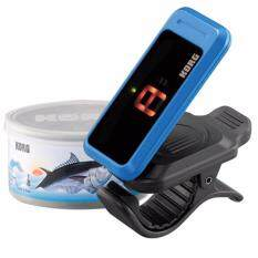 ขาย ซื้อ Korg Pitchclip Tuner Pc 1Can Blue