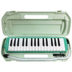 ราคา Laser Mf32 Gr เมโลเดียน 32 คีย์ Melodion Green ใหม่