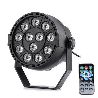 Lightme RGBW 12 LEDs Par Light US PLUG - intl