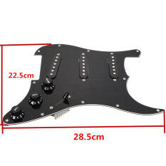 ทบทวน Loaded Prewired Pickguard Pearl For Fender Strat Guitar Replacement Unbranded Generic