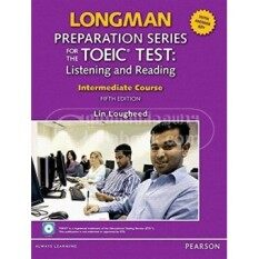 ราคา Longman Preparation Series For The Toeic Test Listening And Reading Intermediate With Chulabook ออนไลน์