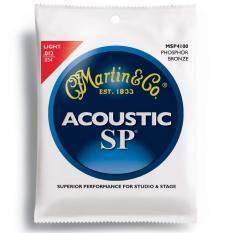 Martin® สายกีตาร์โปร่ง เบอร์ 12 แบบ 92 8 Phosphor Bronze ของแท้ 100 รุ่น Msp4100 Light 12 54 เป็นต้นฉบับ