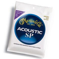 ขาย Martin Msp3050 สายกีต้าร์โปร่ง 011 052 Thailand