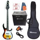 ราคา Matrixss เบสไฟฟ้า Electric Bass รุ่น Viper Set นนทบุรี