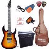 ราคา Matrixss กีตาร์ไฟฟ้า Electric Guitar รุ่น Me212Sb Set นนทบุรี