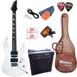 ขาย Matrixss กีตาร์ไฟฟ้า Electric Guitar รุ่น Me212Wh Set Matrixss