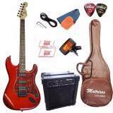 ขาย Matrixss กีตาร์ไฟฟ้า Electric Guitar Stratocaster รุ่น 230Rd Set ใน นนทบุรี