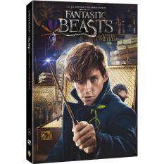 Media Play Fantastic Beasts And Where To Find Them/สัตว์มหัศจรรย์และถิ่นที่อยู่ (dvd).