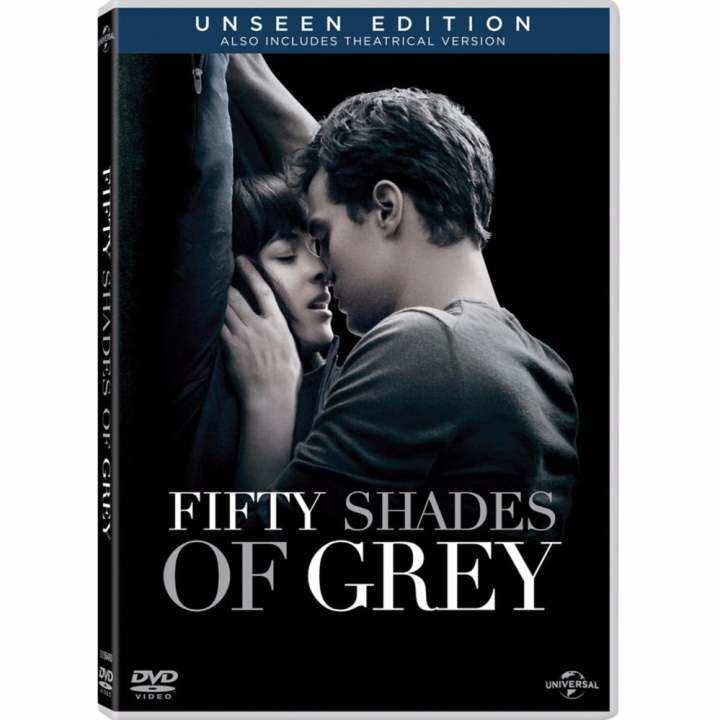 ราคา Media Play FIFTY SHADES OF GREY + Bonus Disc/ฟิฟตี้เ