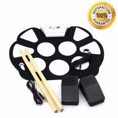 ราคา Mg Konix W758 กลองไฟฟ้าพับได้ Premium Electric Drum Kit Mg ออนไลน์