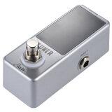 ขาย Mini Chromatic Tuner Pedal Effect Led Display True Bypass For Guitar Bass Outdoorfree Intl เป็นต้นฉบับ