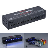 Mini Power Supply Station 10 Isolated Dc Outputs For 9V 12V 18V Guitar Effect With Power Cables Intl ใหม่ล่าสุด
