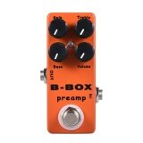 ซื้อ Mosky B Box Electric Guitar Preamp Overdrive Effect Pedal Full Metal Shell True Bypass Intl ใน จีน
