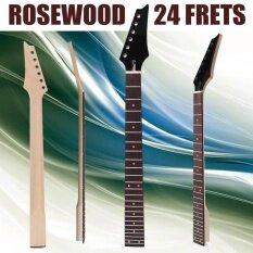 ขาย New Electric Guitar Neck For Jb Parts Guitar Parts Replacement Wood 24 Fret Intl ออนไลน์