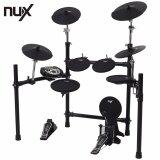 ราคา Nux กลองชุดไฟฟ้า 5 กลอง 4 แฉ รุ่น Dm 5 Electric Drum Nux ไทย