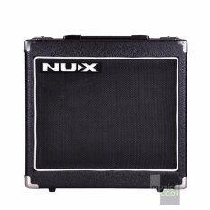 ความคิดเห็น Nux แอมป์ Mighty 15Se Digital Guitar Amplifier