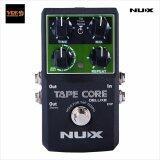 ขาย Nux เอฟเฟค รุ่น Tape Core Tape Core Deluxe Tape Echo Effects ใหม่