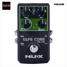 ขาย Nux เอฟเฟค รุ่น Tape Core Tape Core Deluxe Tape Echo Effects Nux ใน ไทย
