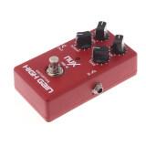 ราคา Nux Hg 6 มีผลกำไรสูงกีต้าร์ไฟฟ้าแป้นบิดเบือนความจริงเลี่ยงสีแดง ฮ่องกง
