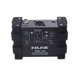 ซื้อ Nux Pdi 1G Guitar Direct Injection Phantom Power Box Audio Mixer Para Out ฮ่องกง