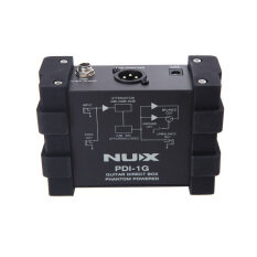 ซื้อ Nux Pdi 1G Guitar Direct Injection Phantom Power Box Audio Mixer Para Out ถูก ฮ่องกง