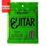 ขาย Orphee สายกีต้าร์โปร่ง คุณภาพสูง Acoustic Extra Light Tx620 010 047 กรุงเทพมหานคร