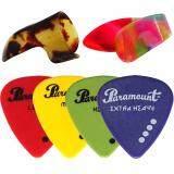 ทบทวน Paramount ชุดปิ๊กกีตาร์ รุ่น Pks8 ปิ๊กนิ้วชี้ ปิ๊กนิ้วโป้ง ปิ๊กดีดทุกความหนา Paramount