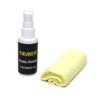 Paramount น้ำยาทำความสะอาดไวโอลิน size M รุ่น P039-POM