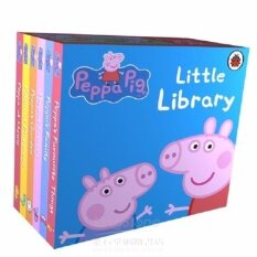 Peppa Pig: Little Library By Asia Books Co., Ltd..