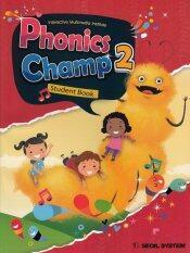 Phonics Champ 2 - Student Book (Orange)