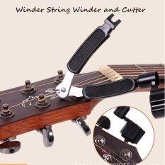 ขาย Phosphor Bronze Acoustic Guitar Strings Light 3 In 1 Guitar Tools Set Of Planet Waves Pro Winder String Winder And Cutter Intl ออนไลน์ จีน
