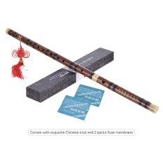 ส่วนลด Pluggable Bitter Bamboo Flute Dizi Traditional Handmade Chinese Musical Woodwind Instrument Key Of C Study Level Professional Performance Intl Unbranded Generic ฮ่องกง