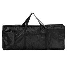 ขาย Portable Thickened Oxford Cloth Electric Piano Keyboard Carry Bag Case For 61 Key Keyboard Intl จีน ถูก