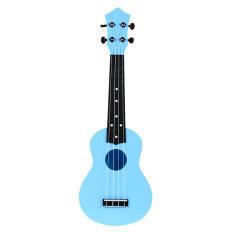 ขาย วิชาชีพ 53 34ซมพิณเป็นเครื่องดนตรีอคูสติกคุณภาพสูง สีน้ำเงิน Unbranded Generic