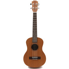 Professional 26 Inch Tenor Ukulele Uke Hawaii Guitar Sapele 18 Fret-Intl By Channy.