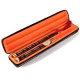 Grandmise Professional Bamboo Chinese Yunnan Bawu Reed Music Instrument ถูก