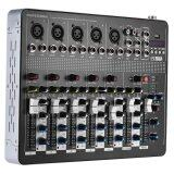 ขาย Professional Bluetooth 7 Channel Mic Line Audio Mixer Mixing Console With 3 Band Eq 48V Phantom Power Usb Interface Intl Unbranded Generic ใน ฮ่องกง