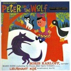 Prokofiev: Peter & หมาป่า - Intl.