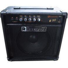 ขาย Records แอมป์เบส Bass Amplifier B 30
